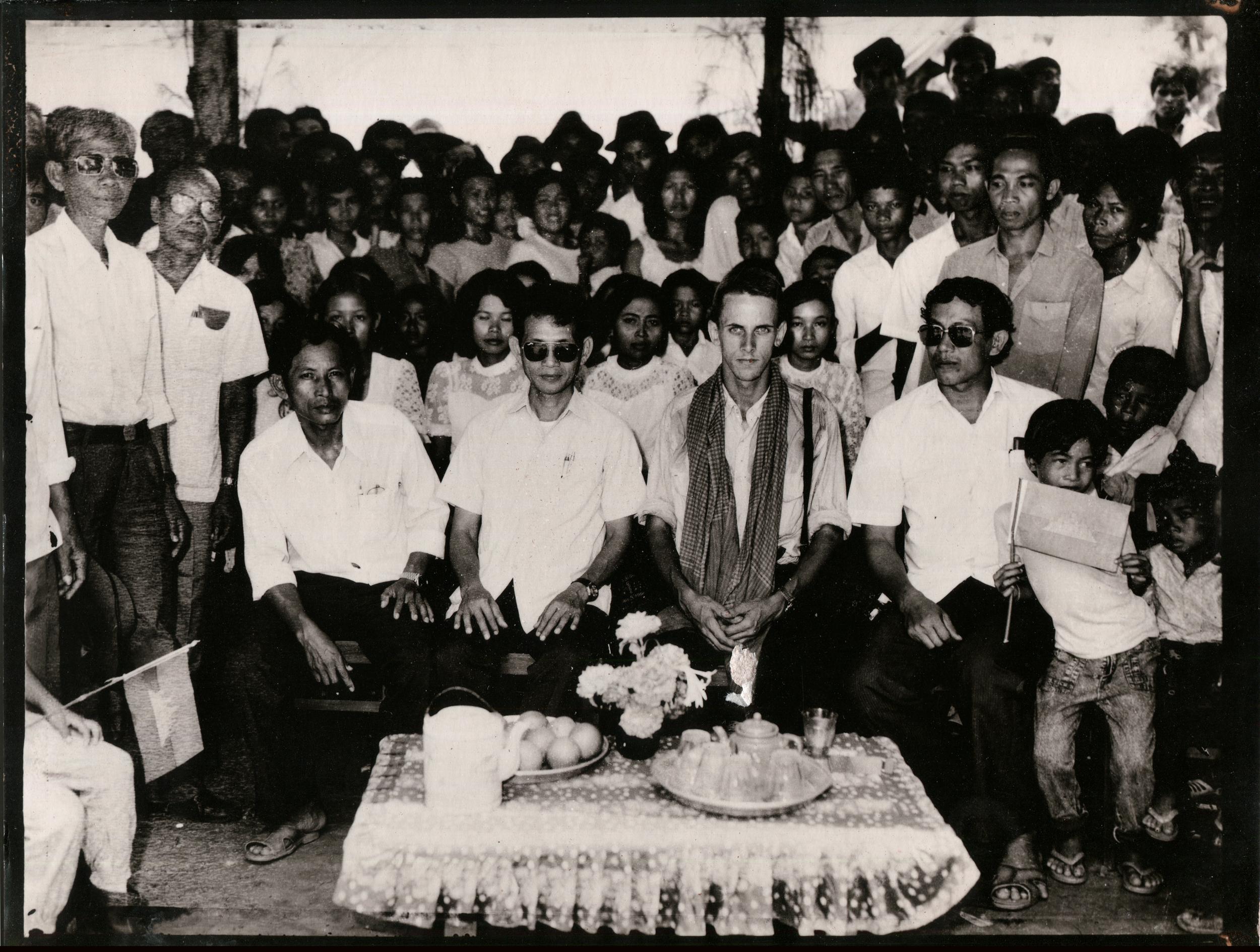 Philip Blenkinsop. Moung, Cambodia 1989