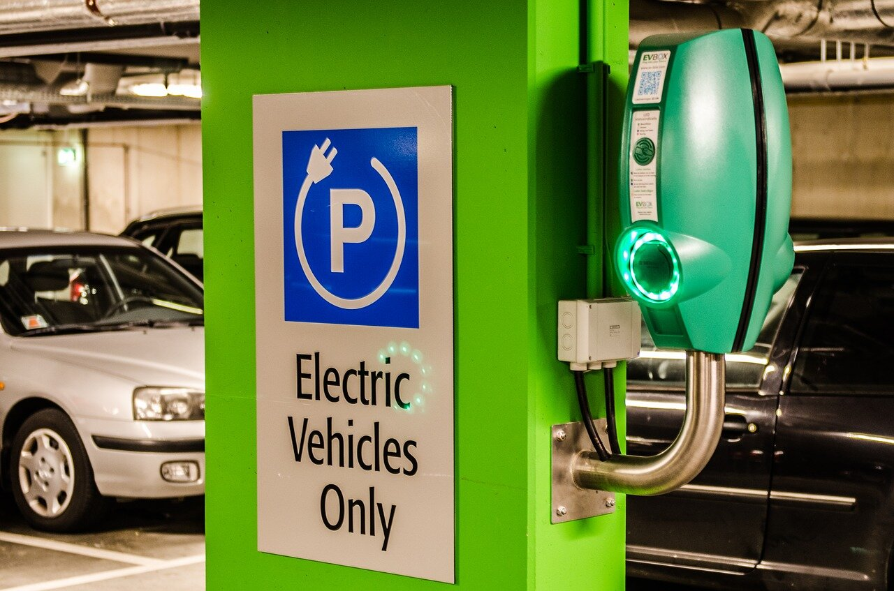 The signs are there - electric vehicles are the future.