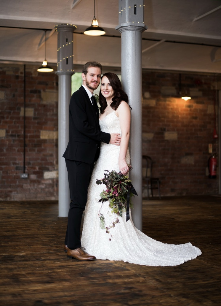 Steff and Alistair got married at The Venue, Barkisland. I loved their foliage only wedding!! Many congratulations you guys!!