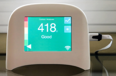 Speck2.0 – measures humidity and PM2.5 levels, $199