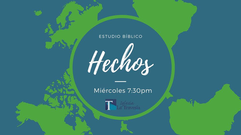 Estudio Bíblico Hechos 8 Felipe Y El Etíope Eunuco Gisela Muñoz Iglesia La Travesía Podcast