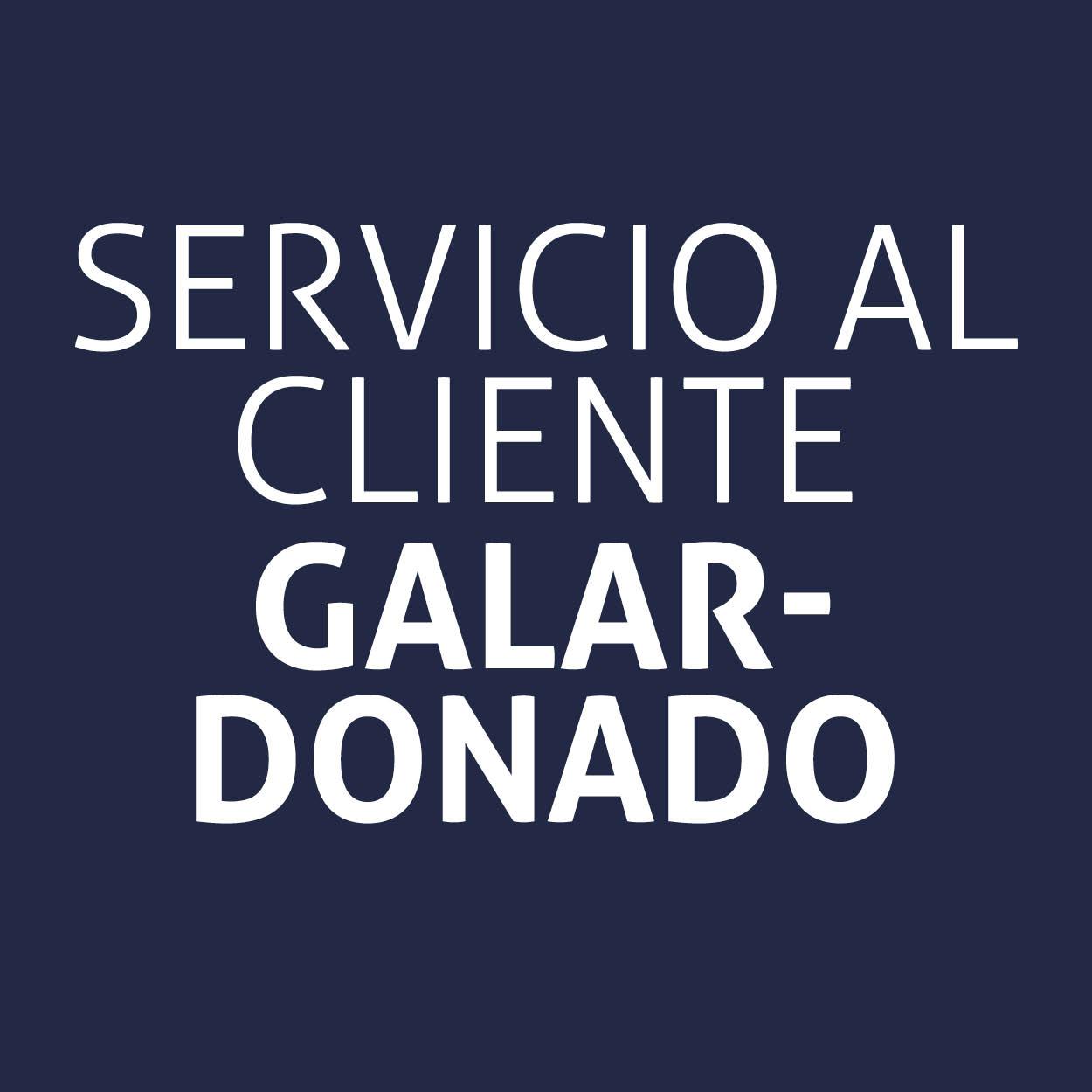 Servicio al cliente galardonado