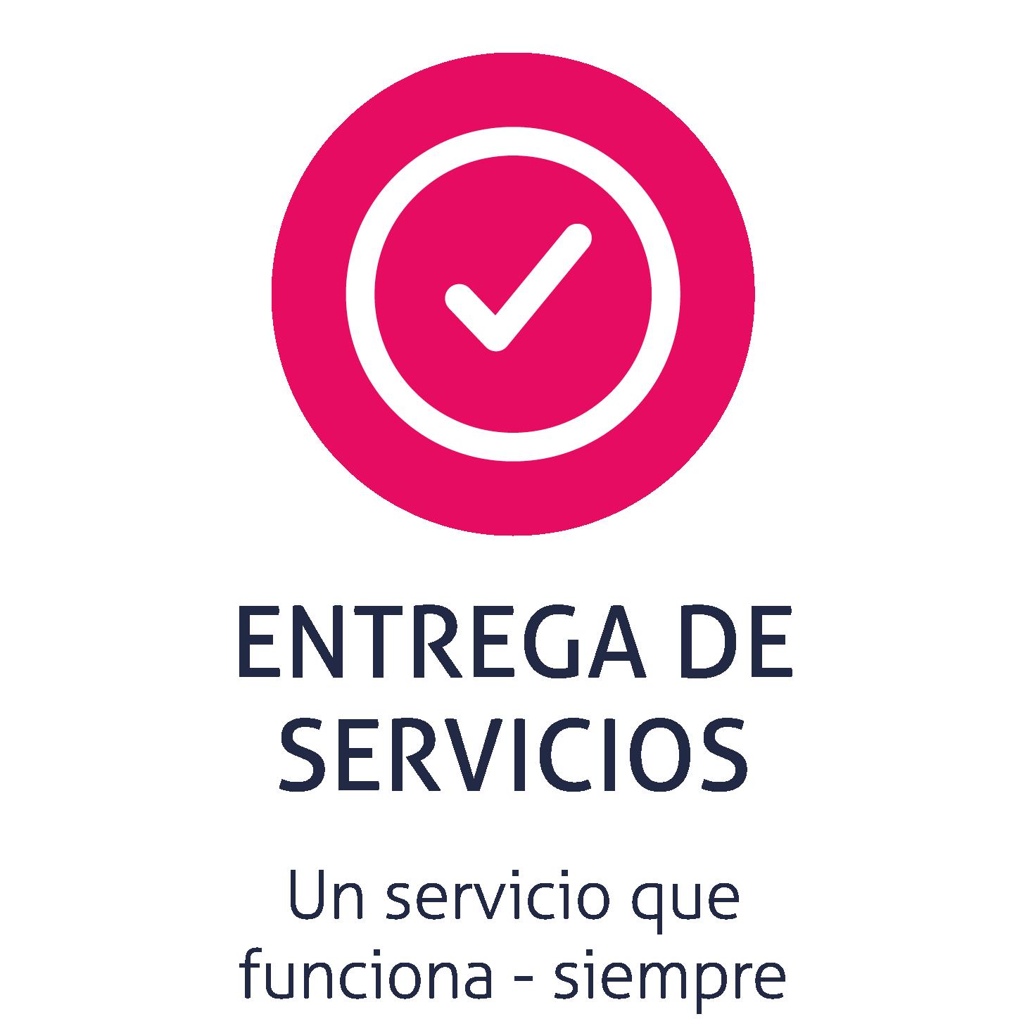 Un servicio que funciona - siempre