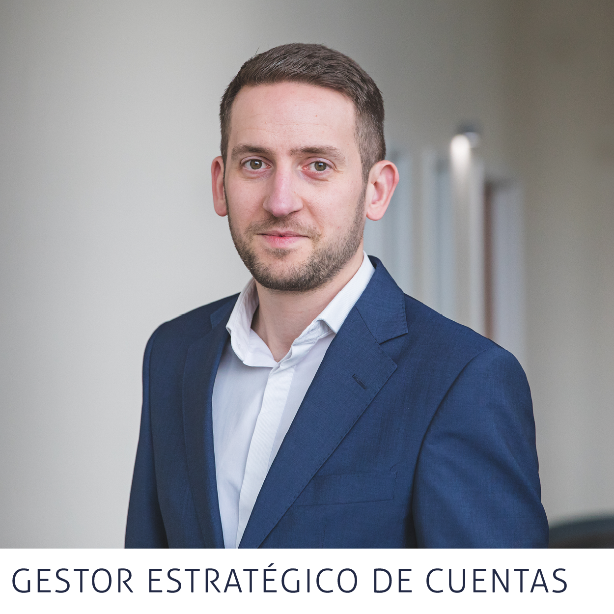 Billy Kontoulis, Gestor Estrategico de Cuentas