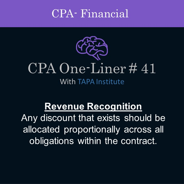 FAR - CPA One-liner - Revenue Recognition- 06241.jpg