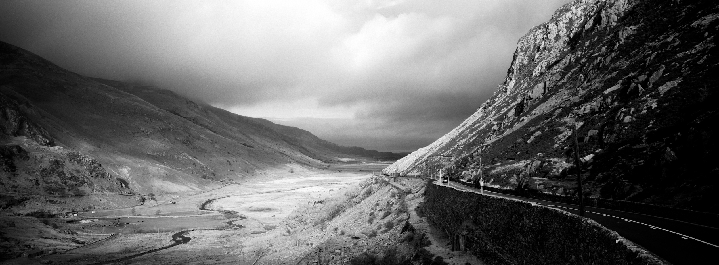 Ogwen Valley, North Wales