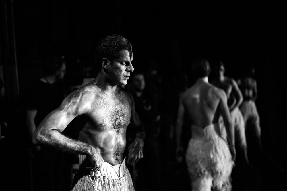 Dancer Marcello Gomes