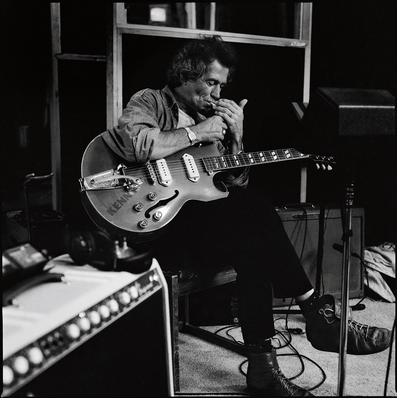 Keith Richards Photo Jim Herrington