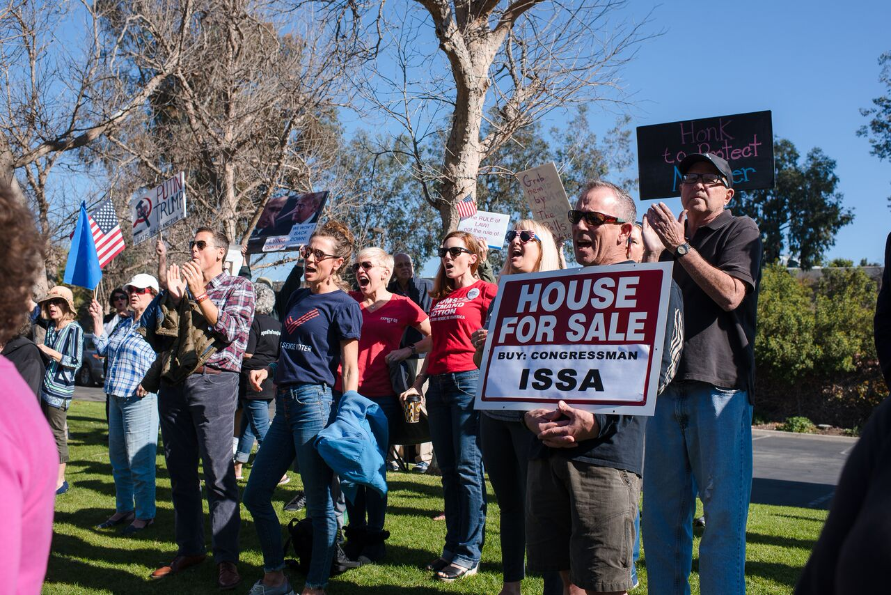 More From Democracy or Bust Rally - Vista - February 6, 2018