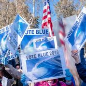 The Blue Wave is Coming Rally - Vista - February 27, 2018