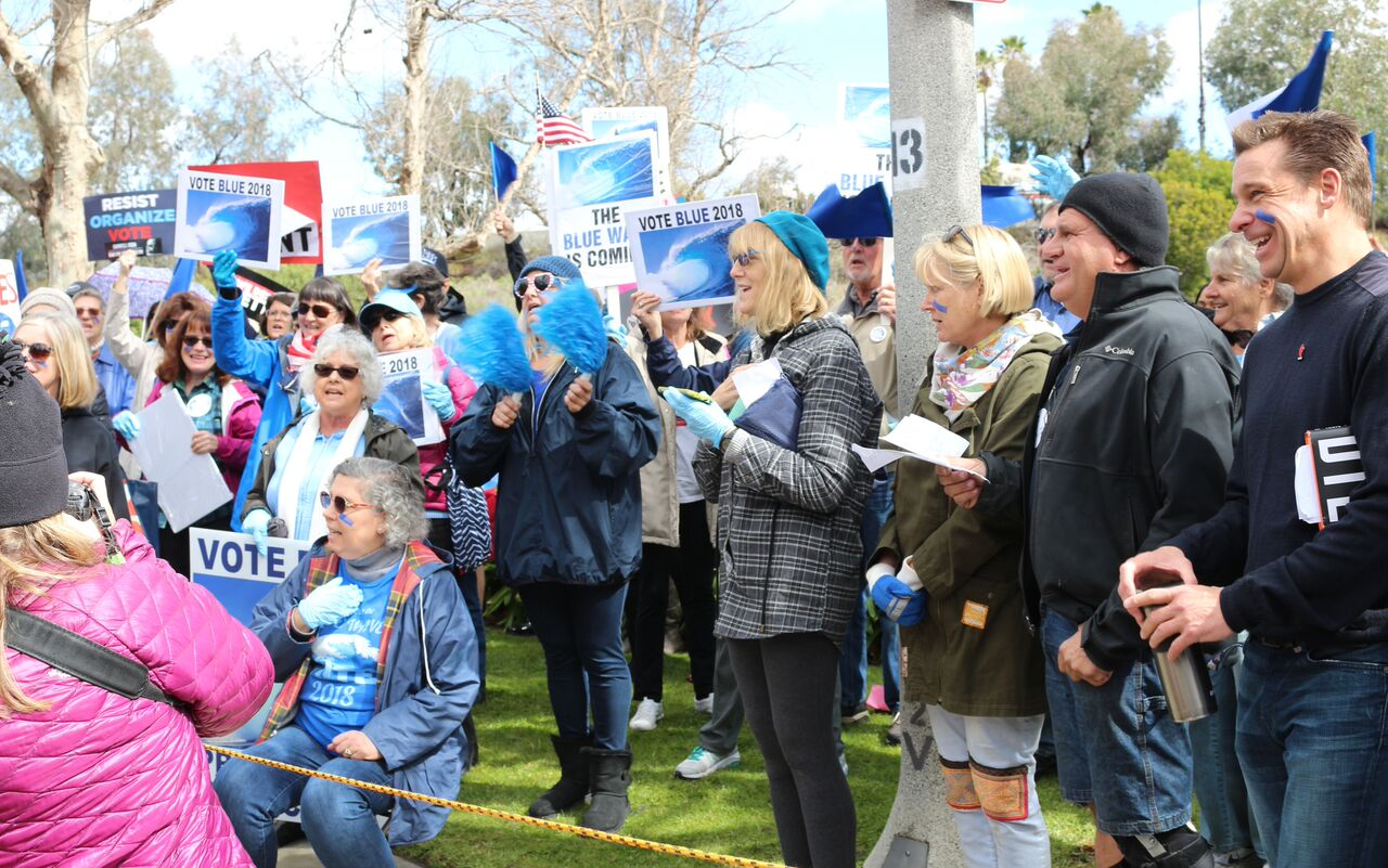 More From The Blue Wave is Coming Rally - Vista - February 27, 2018