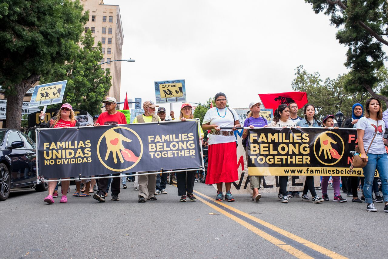 Families Belong Together March - San Diego - June 23, 2018