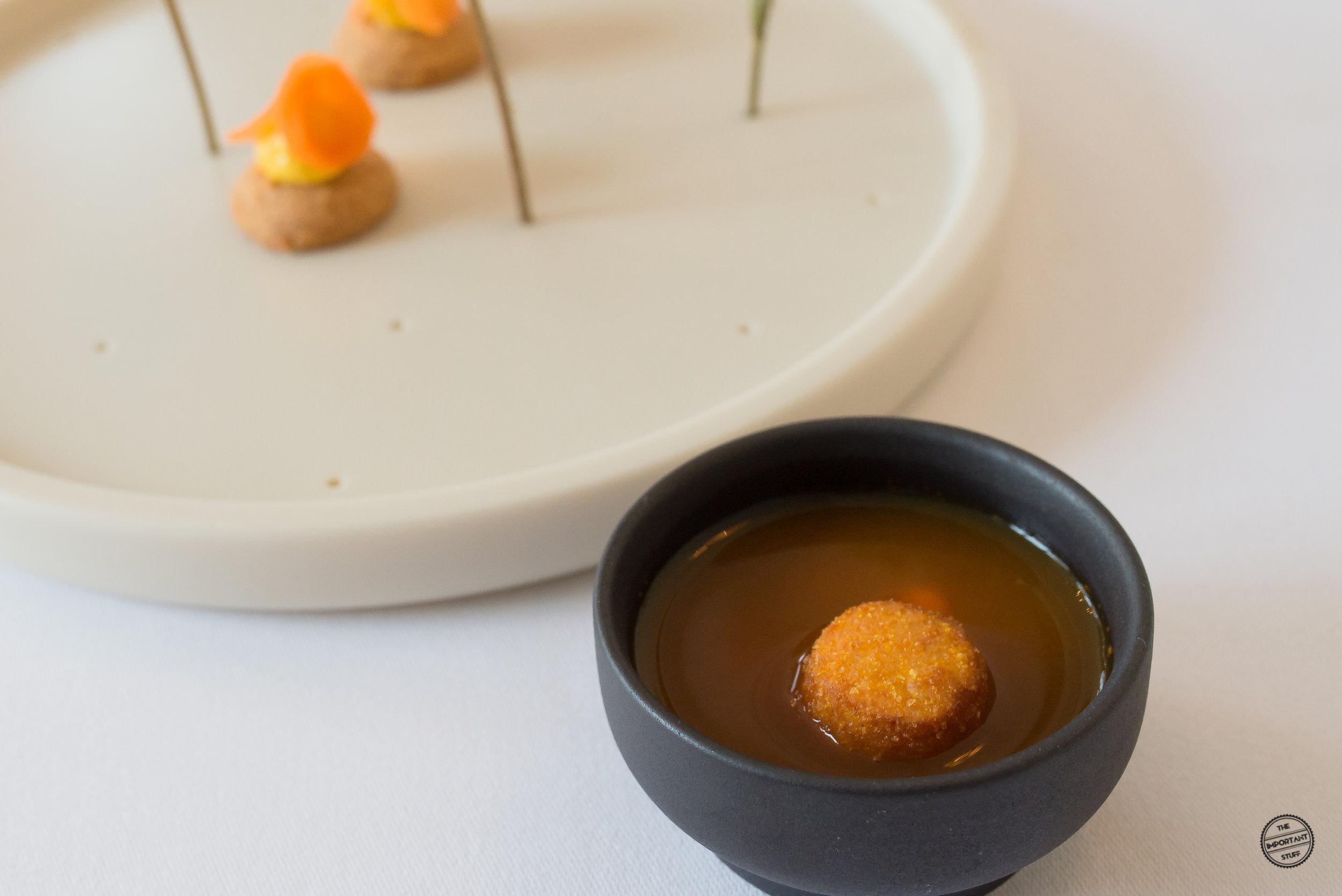 Restaurantkritik Stucki Basel The Important Stuff