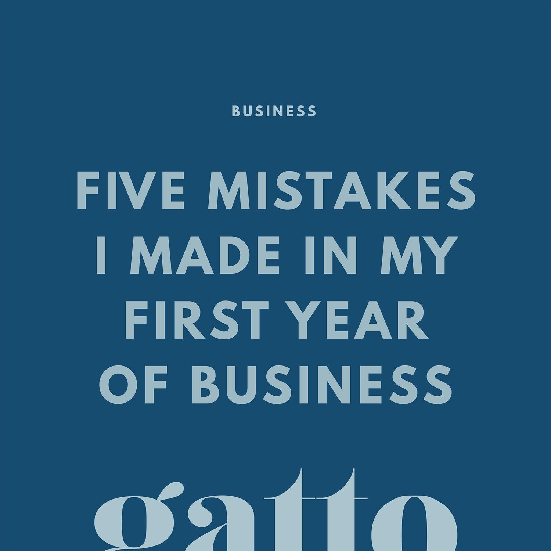 Creative Business   Small Biz   Branding   Web Design   Mistakes