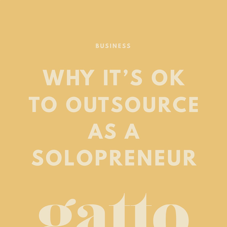 Creative Business | Outsourcing | Hiring Help | Freelancer Tips | Solopreneur