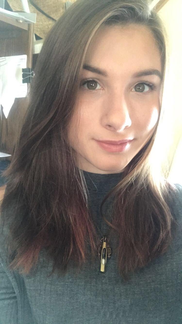 Kate king - Junior psychology major
