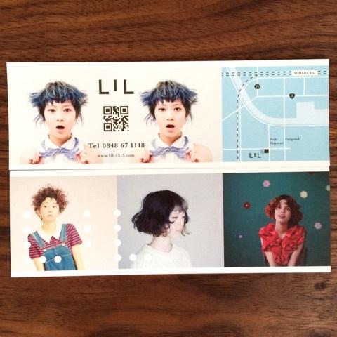 shop's card