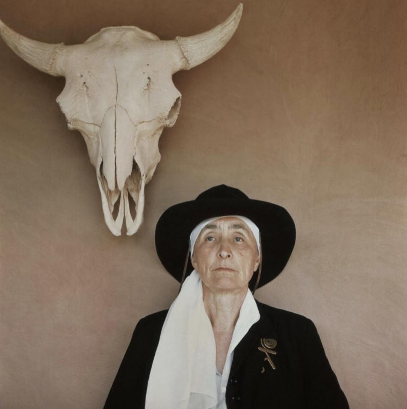 Georgia O'Keeffe, Ghost Ranch