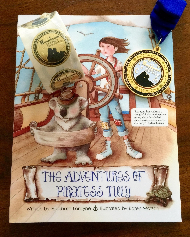 2015 Moonbeam Children's Book Awards