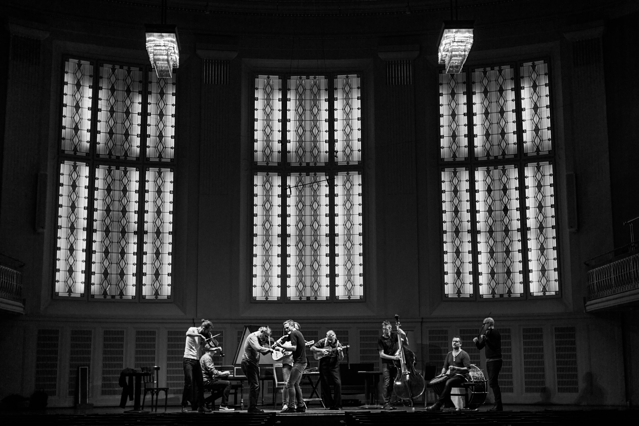 Barokksolistene by Theresa Pewal