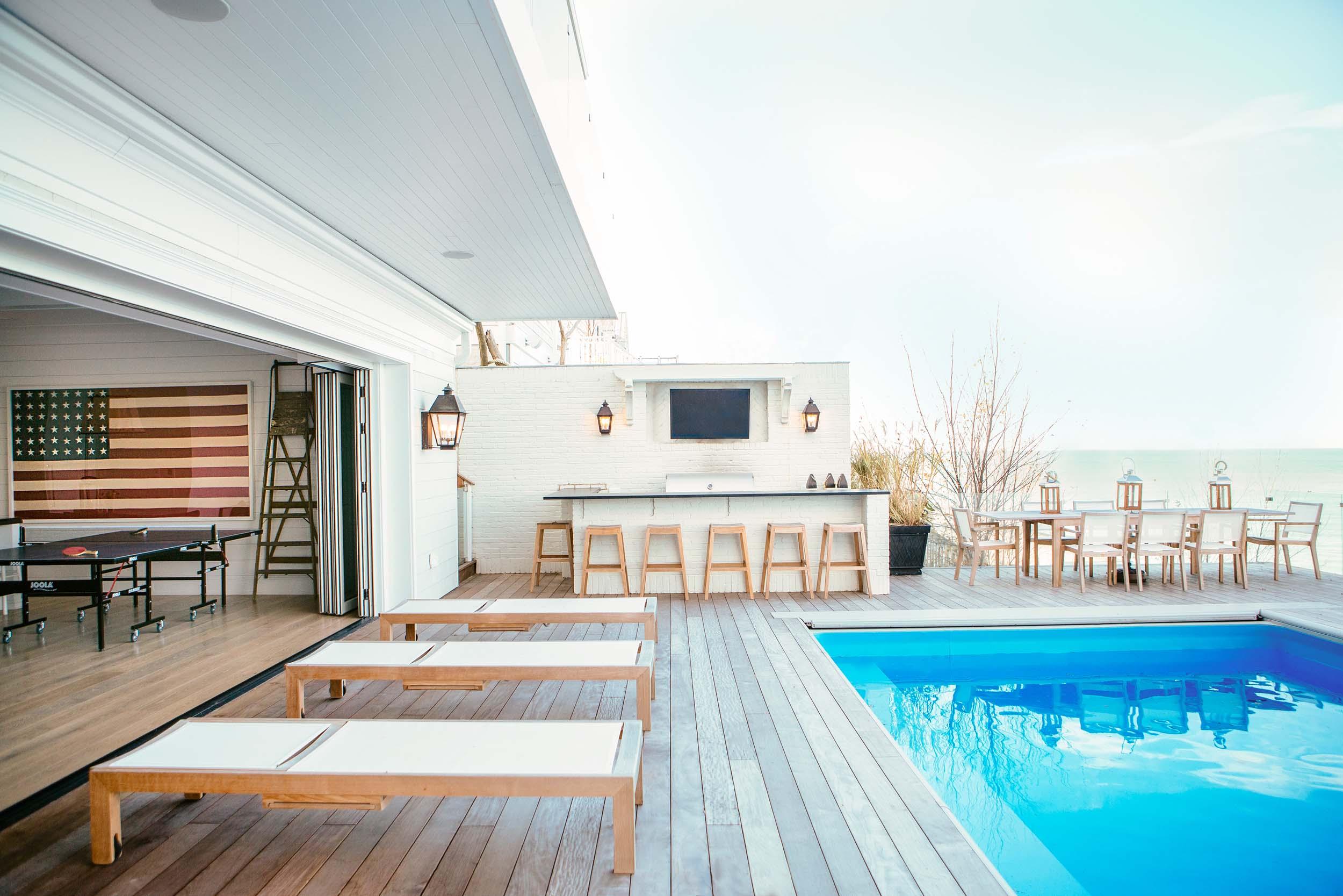 Beachfront Refuge