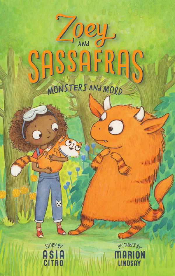 The Books Zoey And Sassafras
