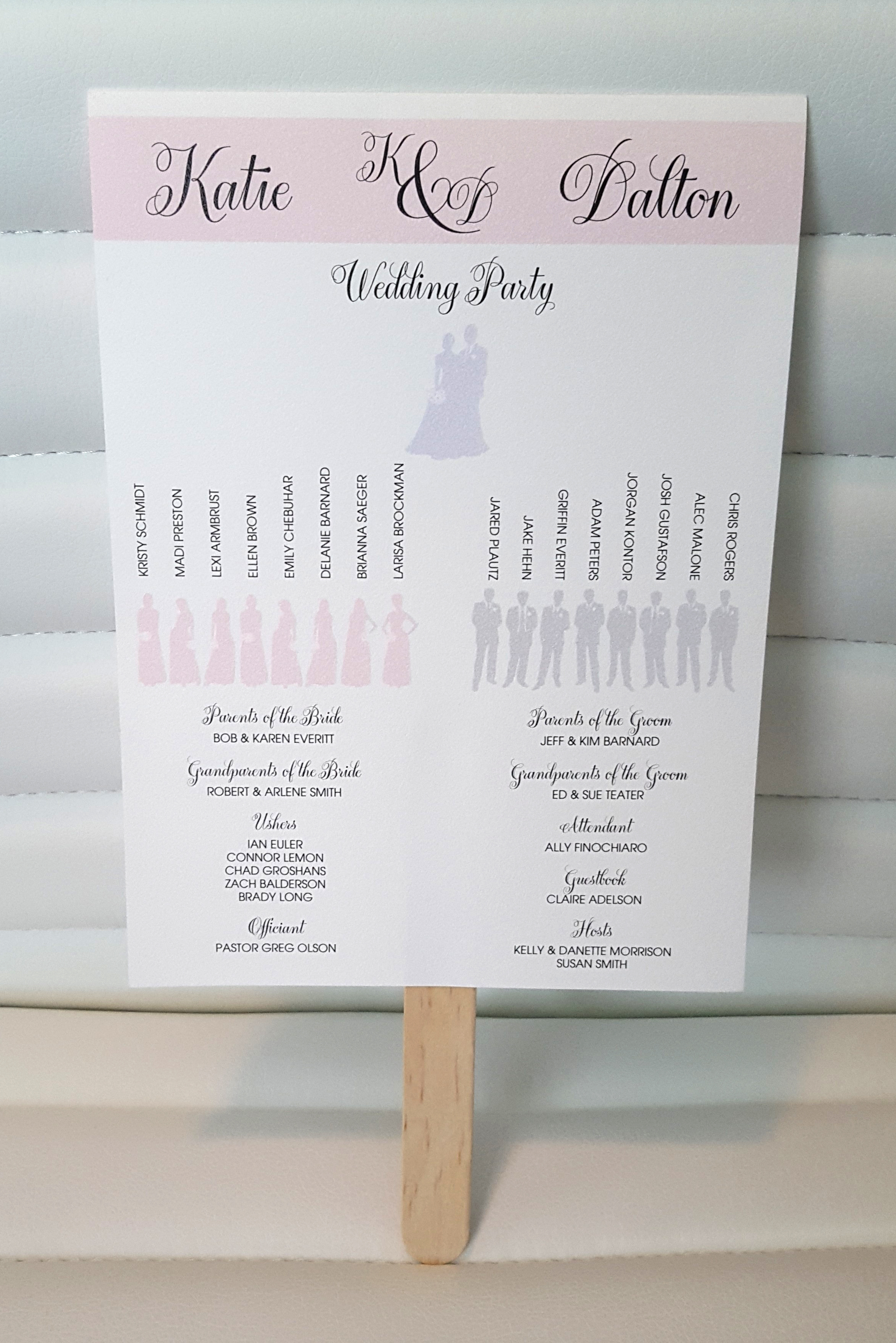 program wedding party silhouettes.jpg