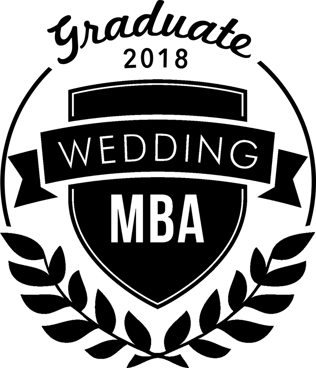 I am a 2018 graduate of the Wedding MBA that I attended in November. I returned with a lot of content to make my business better for you (and me too)!