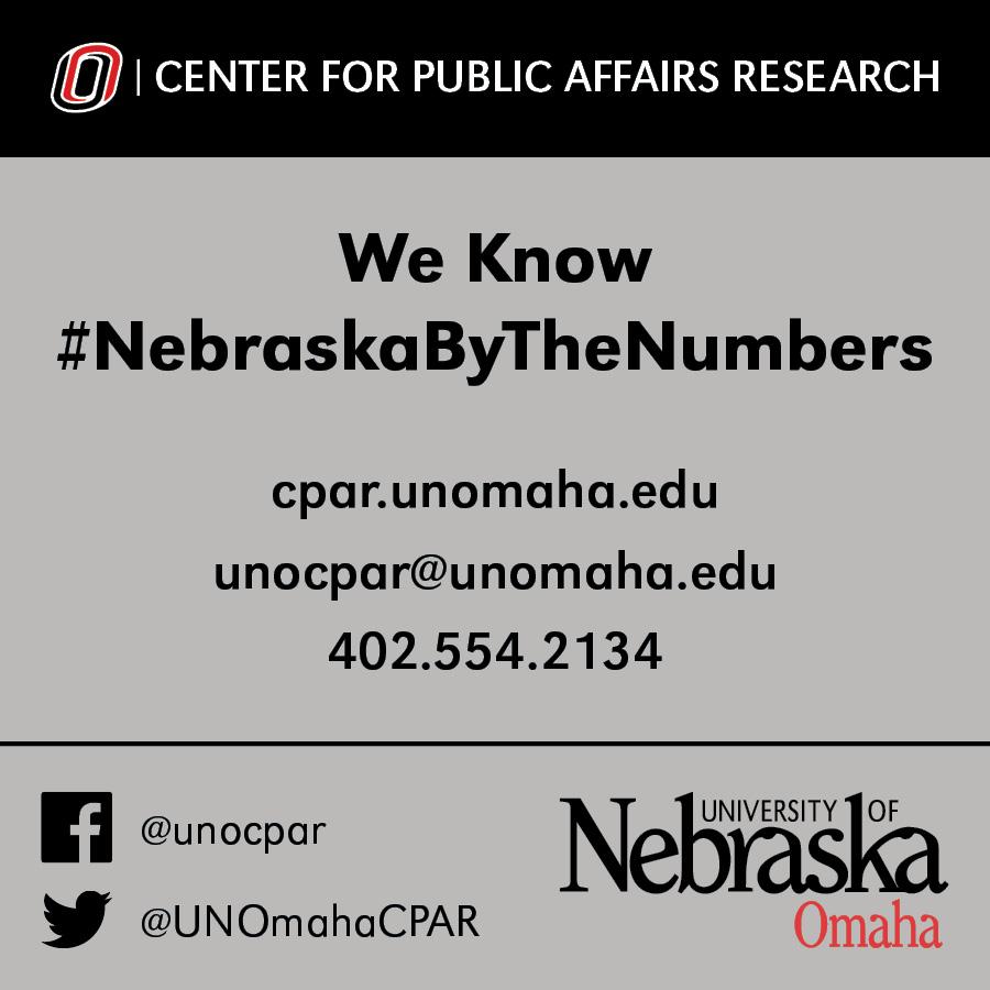 #NebraskaByTheNumbers CPAR Magnet