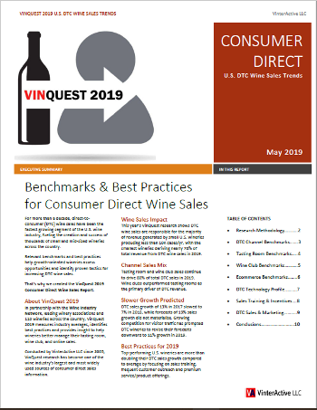 Click here for learn more about this year's VinQuest report