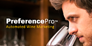 Sign-up for PreferencePro automated wine marketing