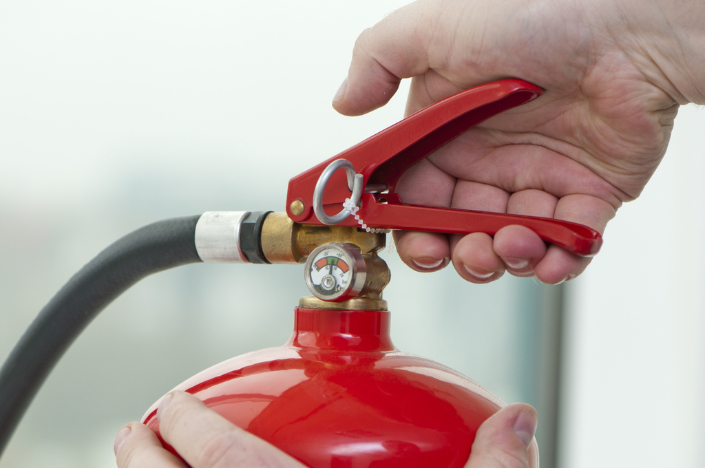 FIRE SAFETY COURSE -