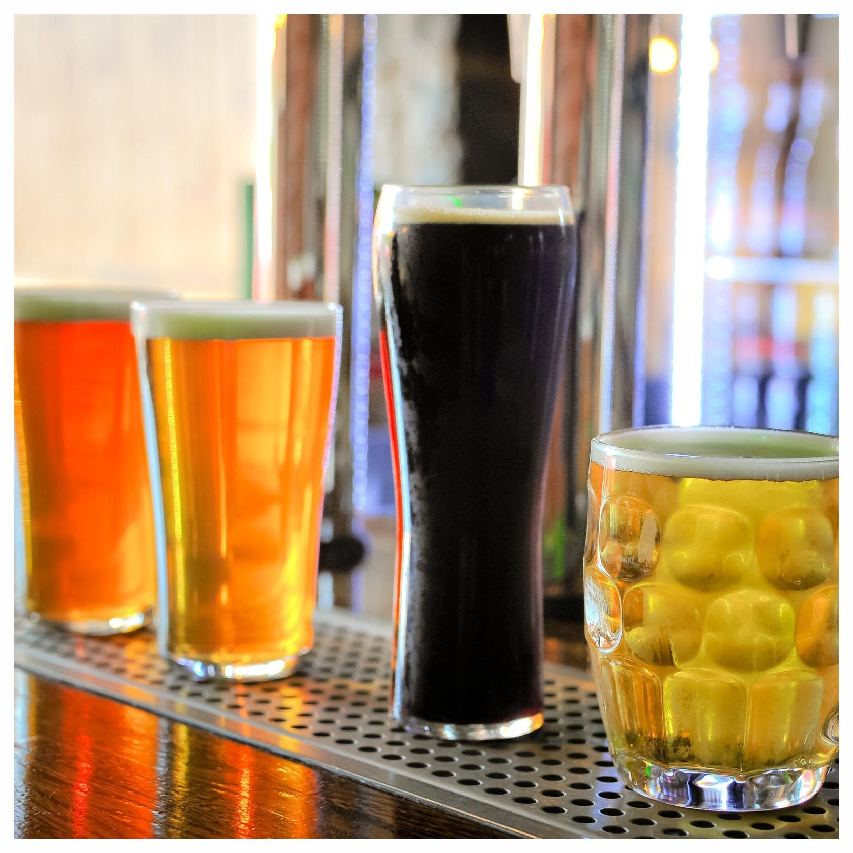 advanced beer training -