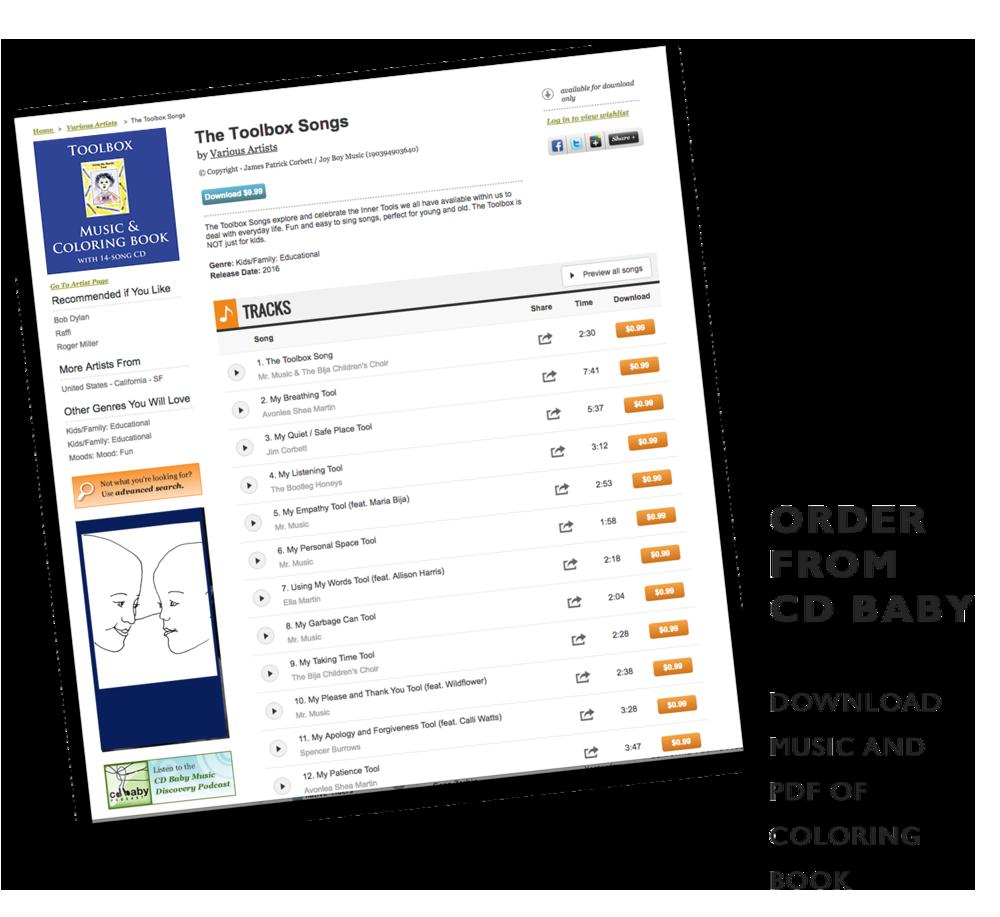 Tool Box Kit: Order Download