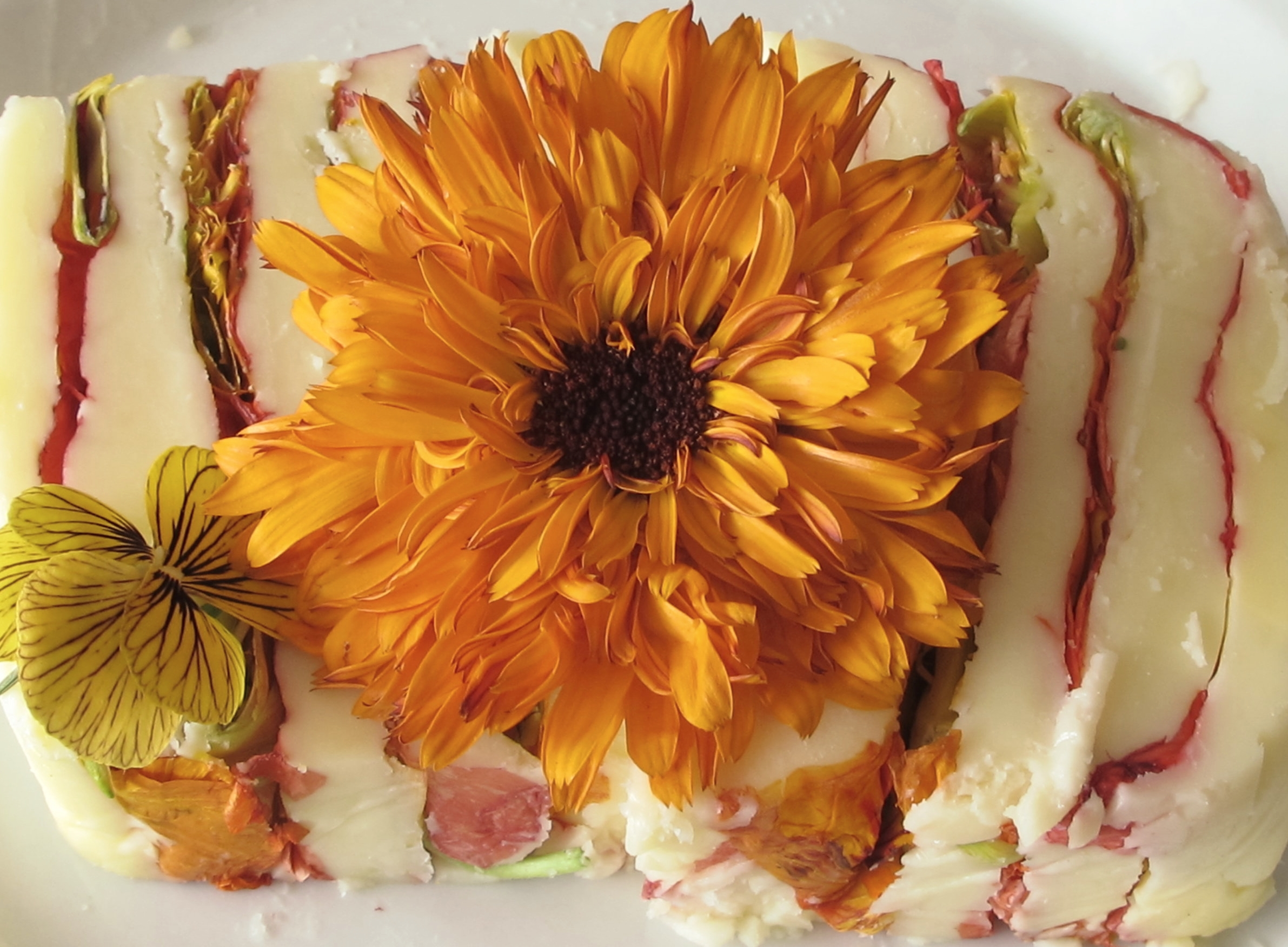 Edible Flowers - Our backyard flower guru, AKA Mama botanica, AKA Joan Stevens, is back again to teach you about the various uses and benefits of edible flowers. Learn how to grow, cultivate, cook, and design with these gems of the garden.