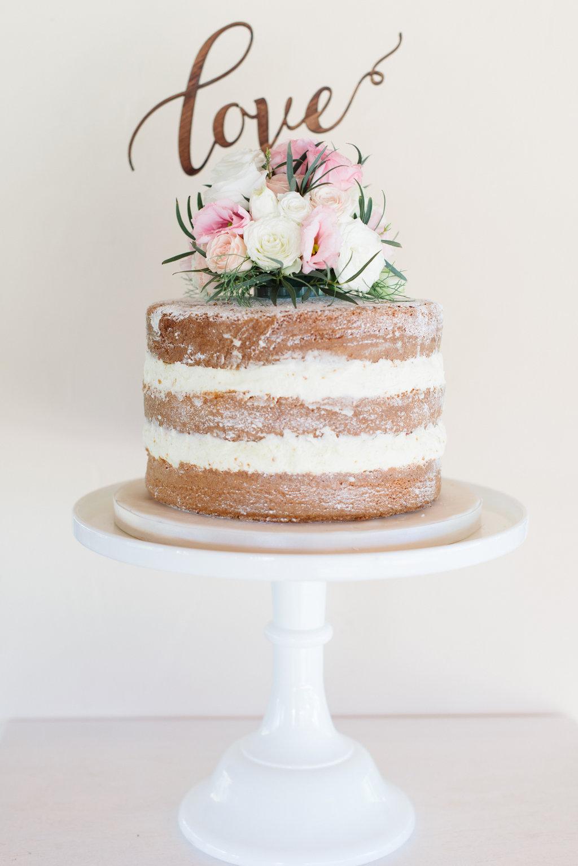 ibiza wedding cake