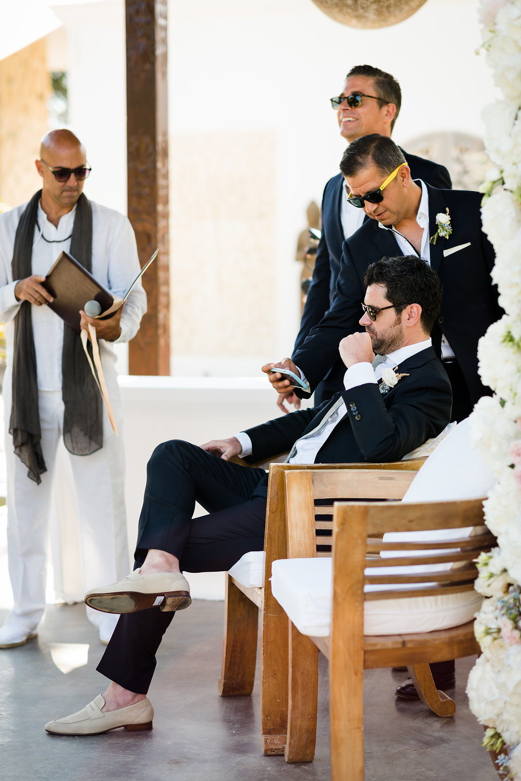 ibiza groom, wedding day, ibiza wedding planner