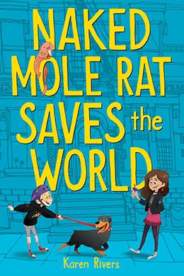middle grade books — Karen Rivers