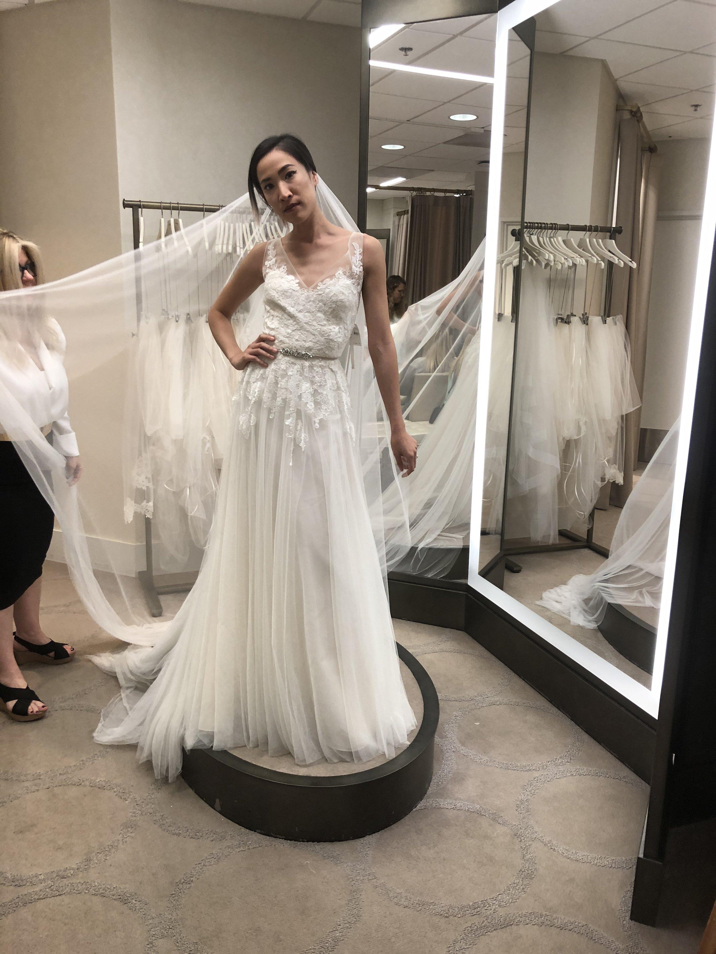 Bridal Consultation at Nordstrom Brea's Wedding Suite — AMANDA N ...