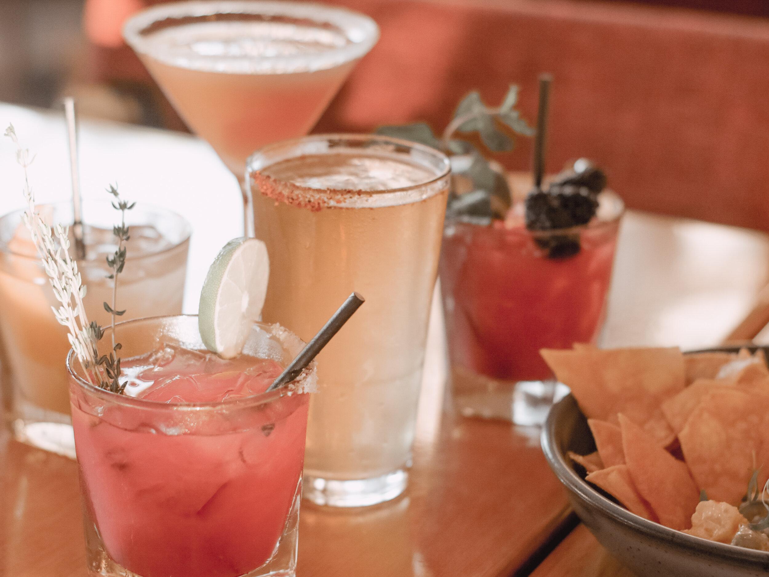 Eats Kitchen & Bar Cocktails and Beer | AMANDANHAMMOND.COM