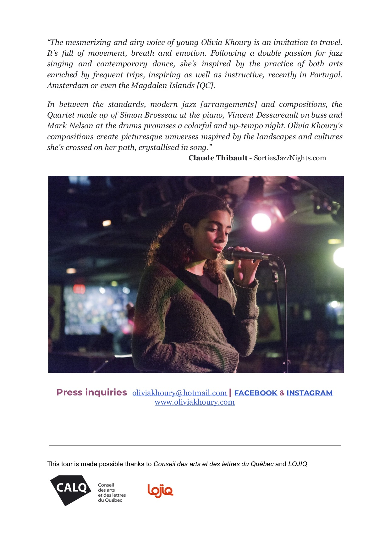 PRESS RELEASE OLIVIA KHOURY TOUR TORONTO 1.jpg