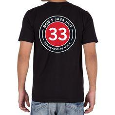 33/Back T-Shirt - $18.00
