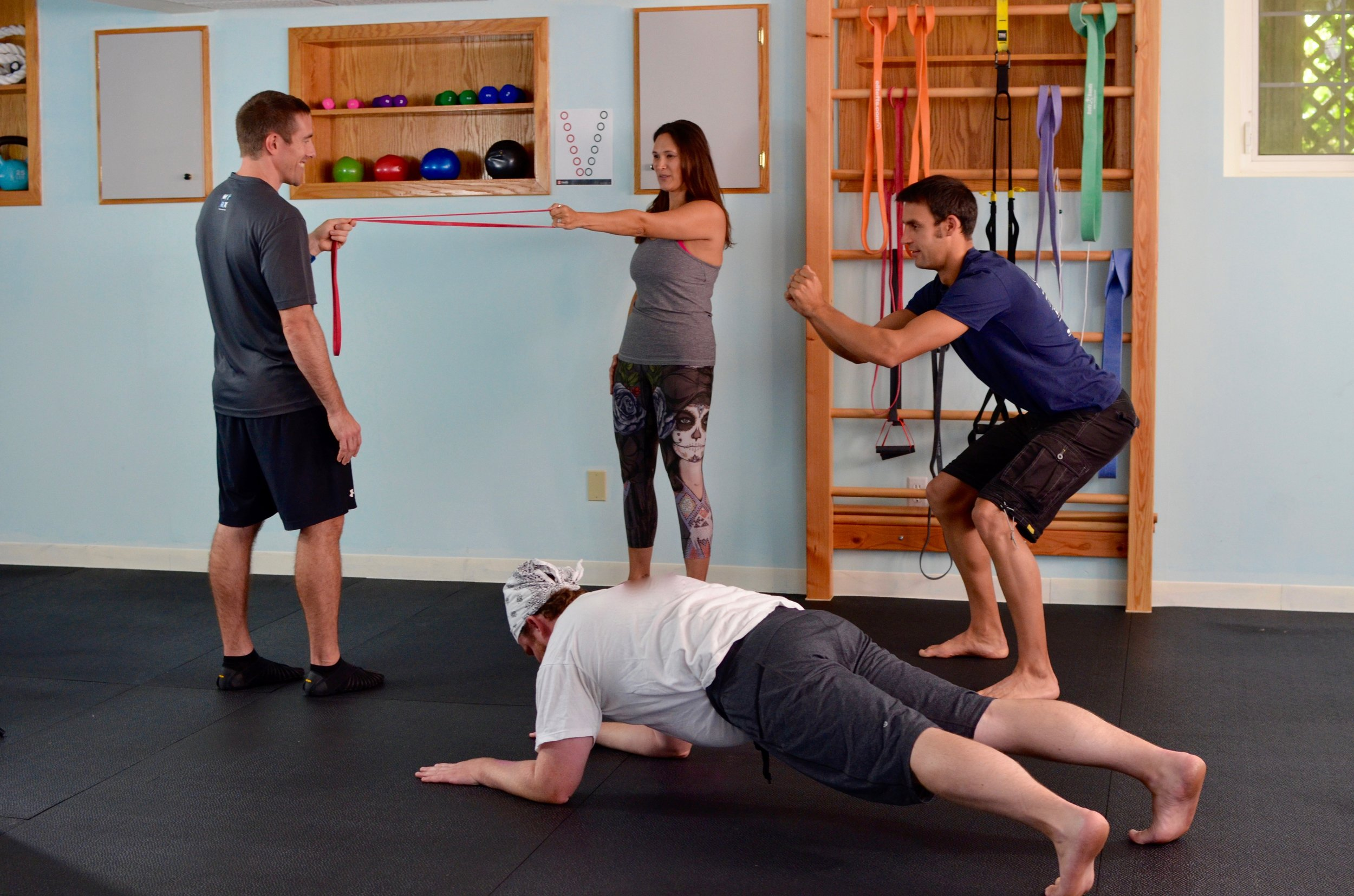 If you're looking to change your body and lose weight, Matrix Personalized Fitness offers small group classes at affordable rates in East Greenwich, RI.