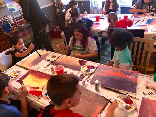 Sarah's Art Studio - Westchester and Putnam - Art Parties & Lessons  - Kids Art Party.jpg