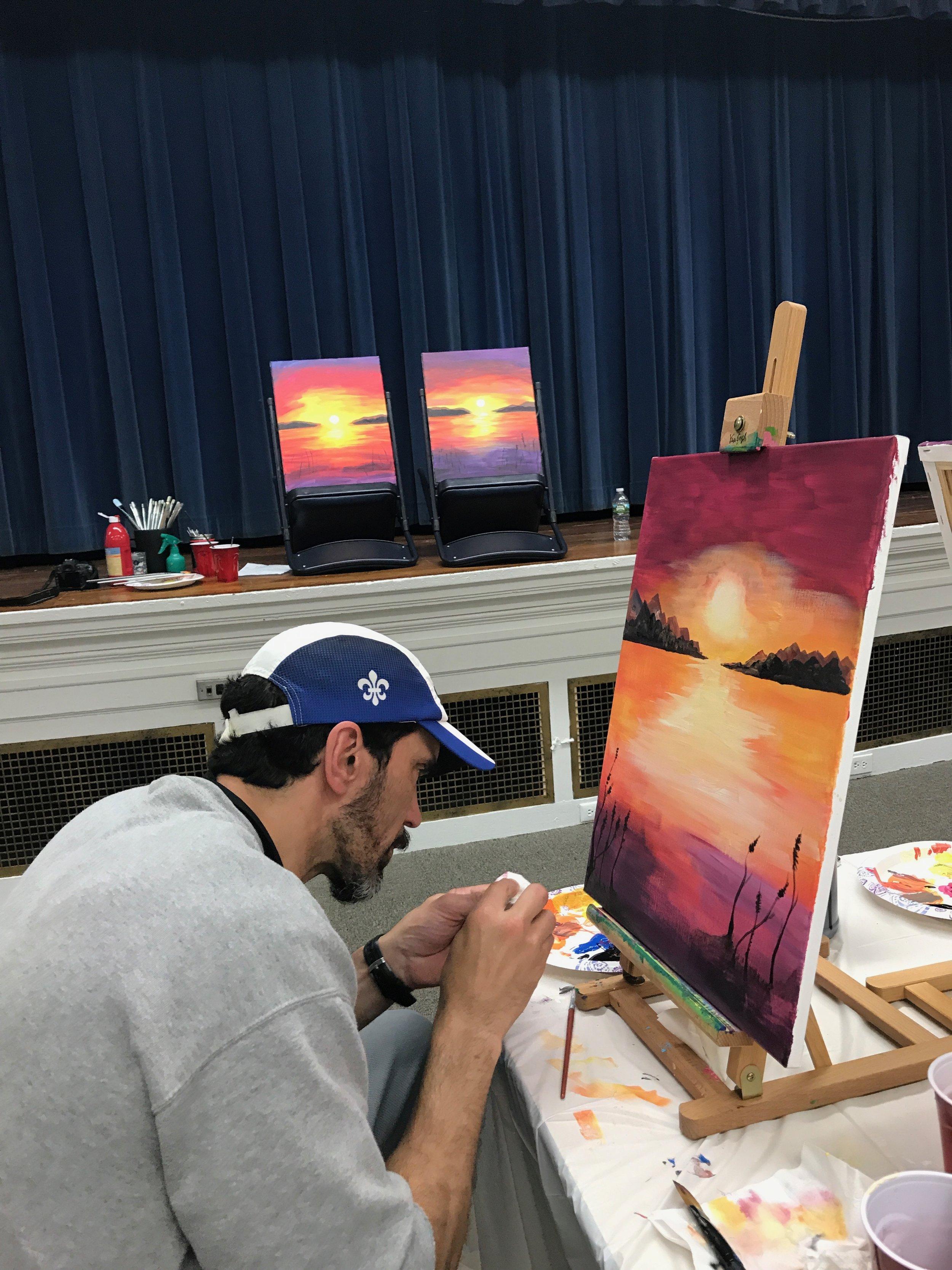 Sarah's Art Studio - Teach Art Will Travel