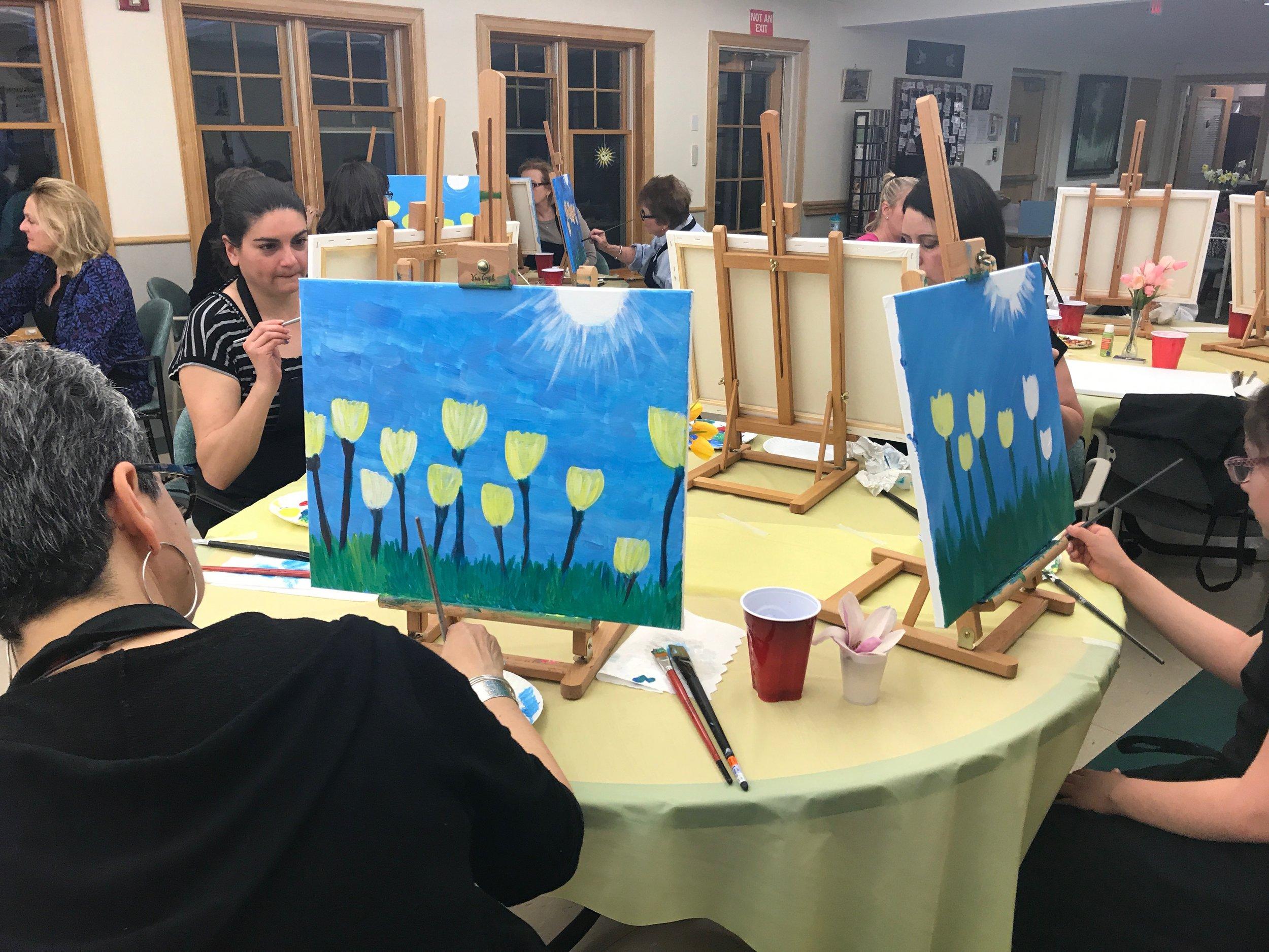 Sarah's Art Studio - Teach Art Will Travel  - 14.jpg