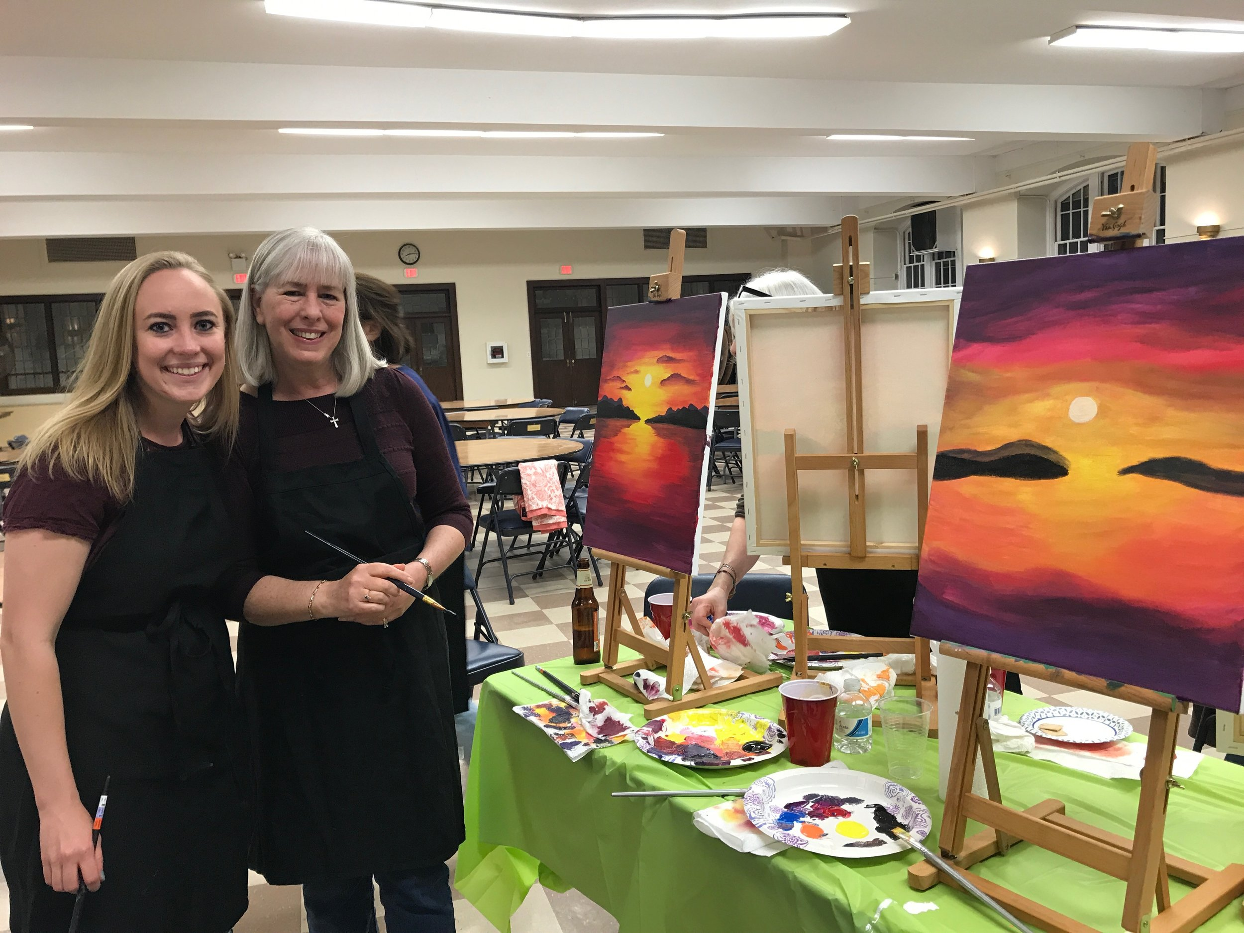 Sarah's Art Studio - Teach Art Will Travel