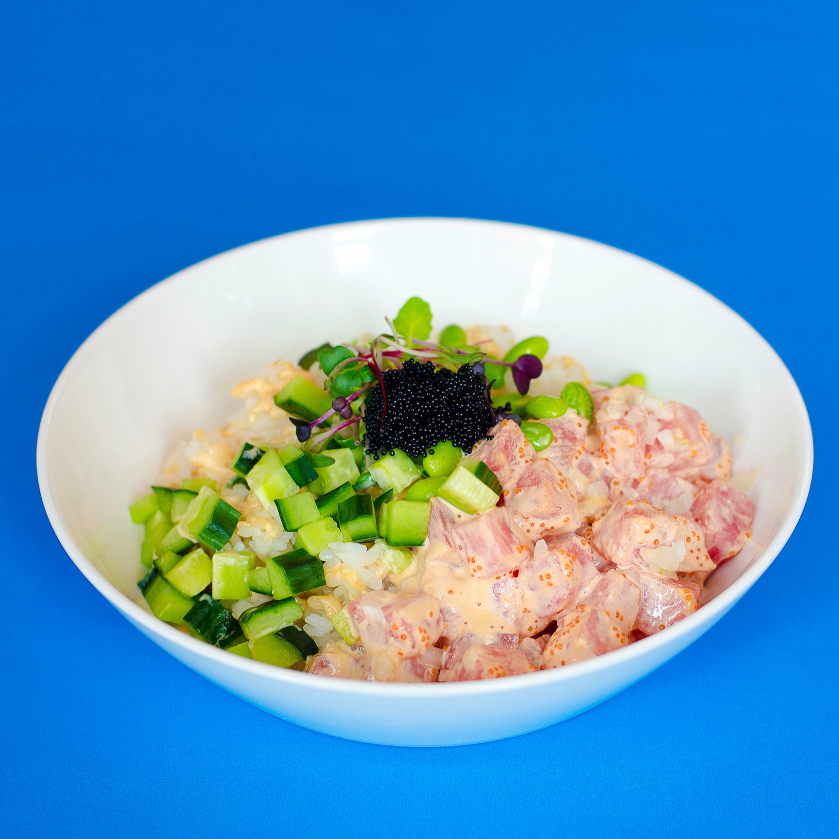 Uncle Thom's Surf Poke