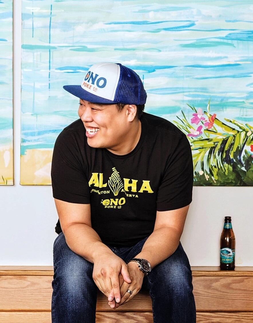 Chef Lawrence Hui