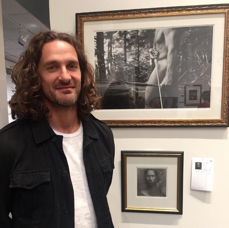 John Walton - Subject for  the   Archer  Photographer: Lynda Churilla